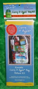 Carry It Again Bag Kit